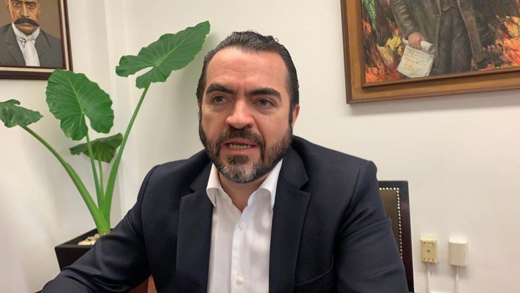 Pablo Ojeda, secretario de gobierno.